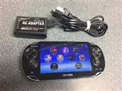 SONY PLAYSTATION VITA HANDHELD - PCH-1001 4GB CARD PSVITA